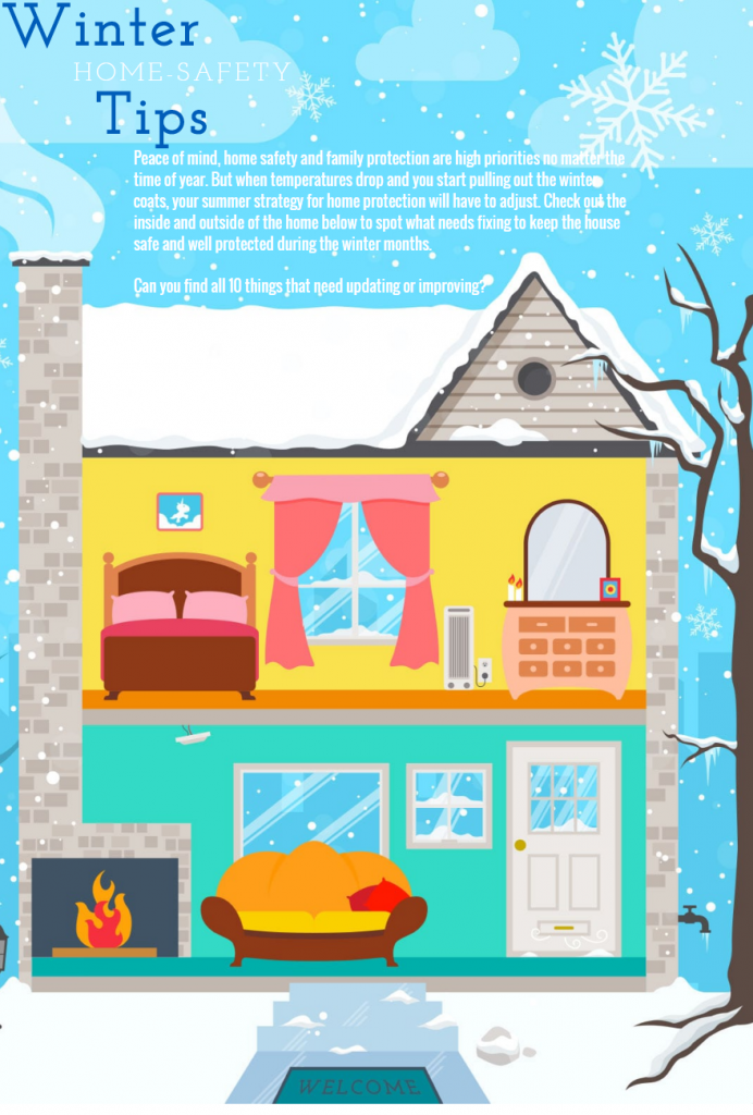 Winter Home Safety Guide