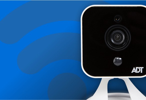 ADT security camera