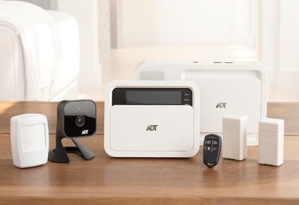 Adt Monitoring Monthly Fee Get Adt Monitored Security Today