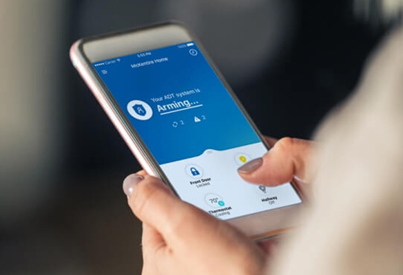 ADT Control mobile security app